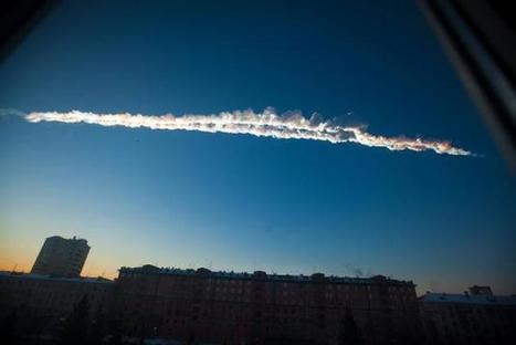 Meteorites rained life into Earth, says study | Information Management, Social Media & Data Security | Scoop.it