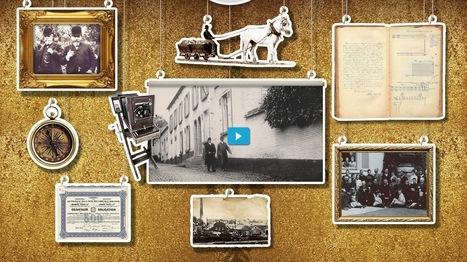 Solvay 150 ans | Bienvenue dans la machine à voyager dans le temps de Solvay | Solvay | Scoop.it