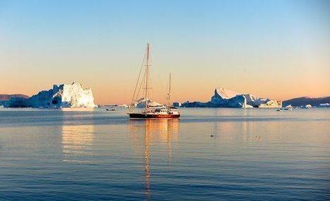 Fleur Australe - 13 Août : Le fjord d'Inglefield #Groenland #Qaanaaq #narval | Hurtigruten Arctique Antarctique | Scoop.it