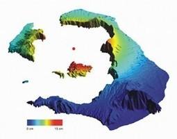 Satellites Record Volcanic Islands Inflating : Earth Imaging Journal: Remote Sensing, Satellite Images, Satellite Imagery | Remote Sensing of ocean & coastal waters | Scoop.it