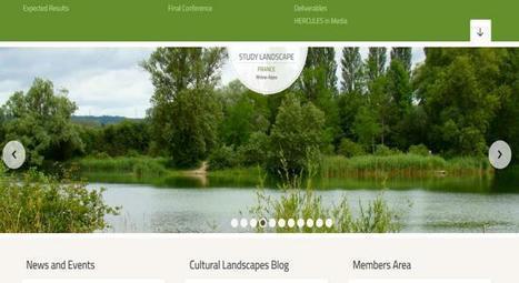 Preservare il patrimonio dei paesaggi europei: il progetto Hercules | Enseñar Geografía e Historia en Secundaria | Scoop.it