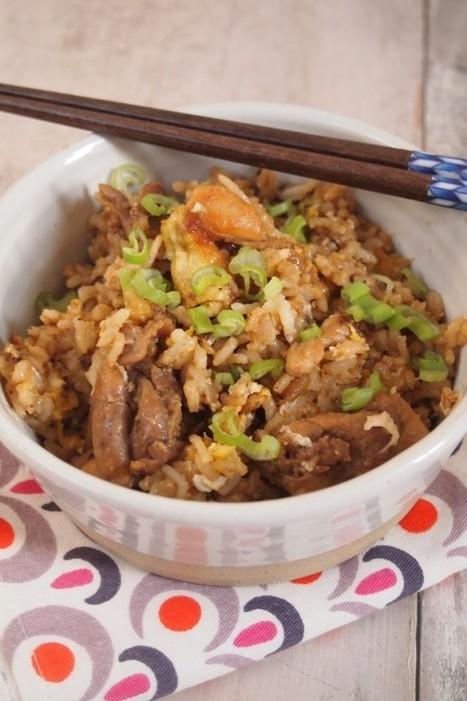 Khao Pad Kaï, riz sauté thaïlandais trop facile - Paris dans ma cuisine   Far Eastern Vibes   Scoop.it