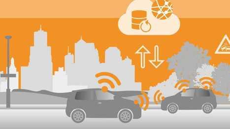 Studie: Vernetzung von Autos schafft mehr Sicherheit – aber auch Skepsis   heise online   Intelligente Netze   Scoop.it