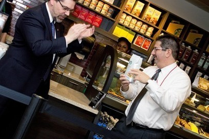 New Starbucks opens inside Austin Peay State University Woodward Library » Clarksville, TN Online | Tennessee Libraries | Scoop.it