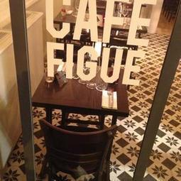 Photos at Café Figue - Vaugirard - Paris | Café Figue | Scoop.it