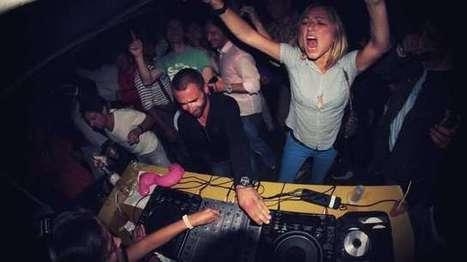 Marseille : nouvelles soirées, c'est party | Marseille et MP2013 | Scoop.it
