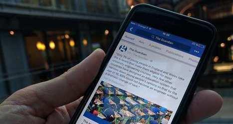 Facebook tente de répondre à la grogne des éditeurs de presse | Actu des médias | Scoop.it