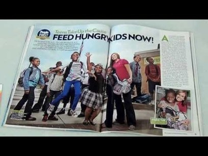 I2G Gives Back by Feeding Hungry Children | Infinity 2 Global Media | Infinity 2 Global | Scoop.it
