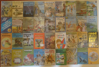 3 lots of Ladybird books. Different conditions, and different dates of publication. | Retrofanattic's articles and items for sale | Scoop.it