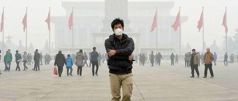 Chine: comment la pollution tue 4 000 personnes par jour | Développement durable et efficacité énergétique | Scoop.it