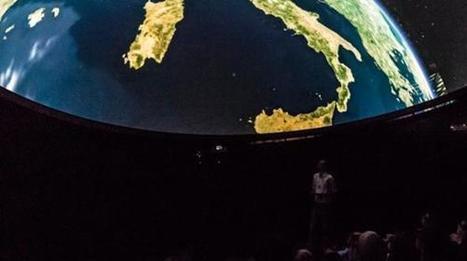"""Im Planetarium, aber doch """"20.000 Meilen unter dem Meer""""   Jules Verne Aktuelles   Scoop.it"""