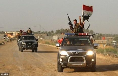 ISIS execute 25 people by lowering them into NITRIC ACID | Jeff Morris | Scoop.it