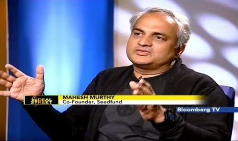 'Time to re-think VC model in India': Mahesh Murthy | Housing | Scoop.it