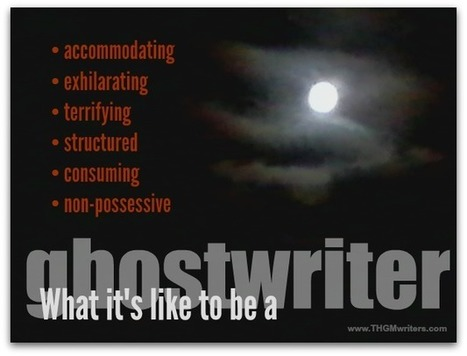 What's it like to be a ghostwriter? | Business | Scoop.it