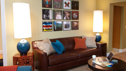 Decorating With Framed Record Album Covers   Album covers   Scoop.it