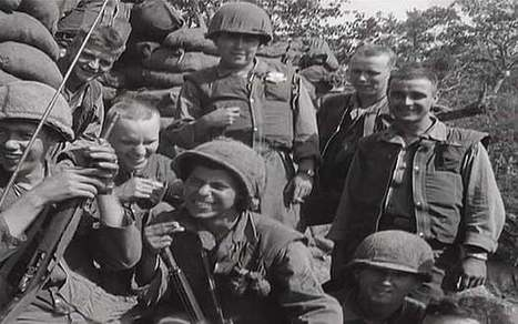 Archive footage shows last day of Korean War | World at War | Scoop.it