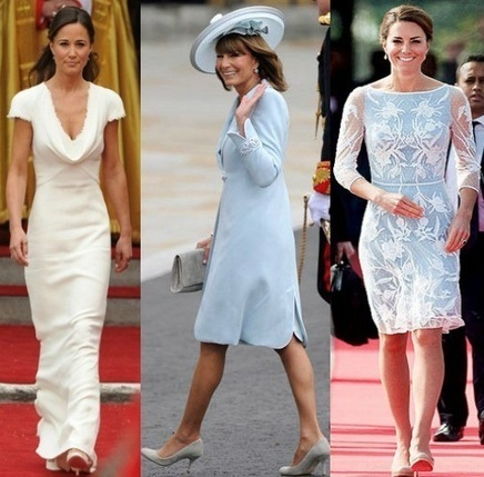 Is Carole Middleton sexier than her daughters? | myproffs.co.uk - Entertainment | Scoop.it