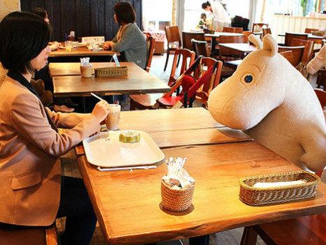 El café 'antisoledad' de Japón se vuelve viral - Diario Uno   Salud   Scoop.it
