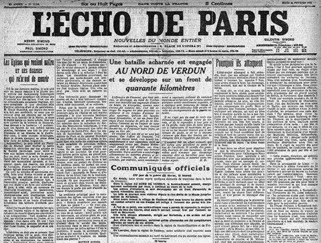 Verdun 1916 : la bataille, par Antoine Prost | Ressources pédagogiques sur le Centenaire de la Première Guerre Mondiale | Scoop.it