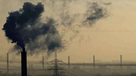 La concentración de CO 2  supera todos los registros históricos | Climax | Scoop.it
