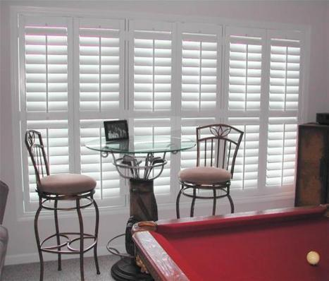 Why People Prefer Using Shutters Over Curtains | Full Height Shutters | Scoop.it