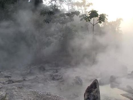 There's a mysterious boiling river in the Peruvian Amazon | Rainforest EXPLORER:  News & Notes | Scoop.it