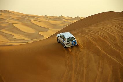 Enjoy Thrills of Dubai Safari Ride | desert photography | Scoop.it