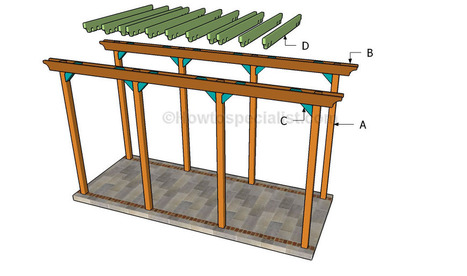 How to build a grape arbor | HowToSpecialist - How to Build, Step by Step DIY Plans | Garden Plans | Scoop.it