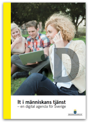 Regeringen, SKL och skolans digitalisering - Omvärldsbloggen | IT i undervisningen | Scoop.it