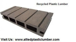 Know About the Distinct Advantages of Plastic Lumber - AlliedPlasticLumber | Recycled Plastic Lumber | Scoop.it