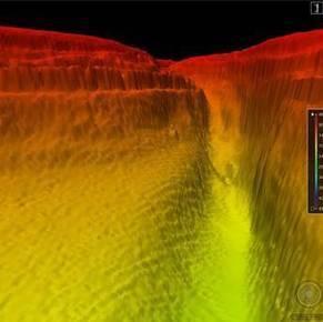Underwater 'Grand Canyon' revealed (Suez) | Égypt-actus | Scoop.it