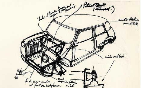The history of the Mini in pictures | D_sign | Scoop.it