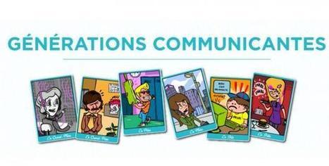 Générations communicantes | veille numérique et pédagogique | Scoop.it