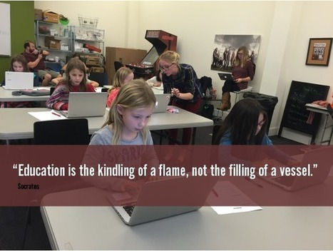 What Teaching Kids To Code Taught Me About Learning.   Lamp Post Group   Medium   Programming   Scoop.it