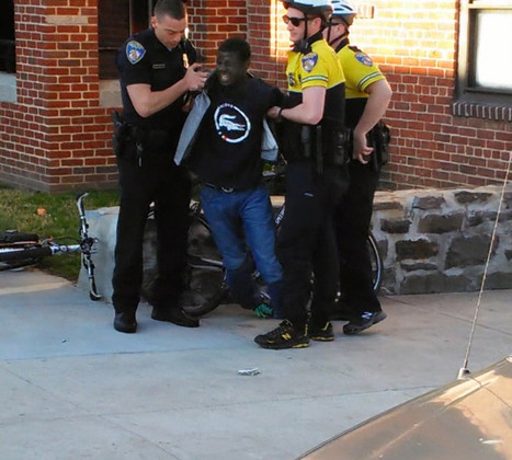 The 45-minute mystery of Freddie Gray's death | Archivance - Miscellanées | Scoop.it