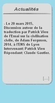Philosophical Enquiries - Revue des philosophies anglophones - n°3 (en ligne)   Philosophie en France   Scoop.it