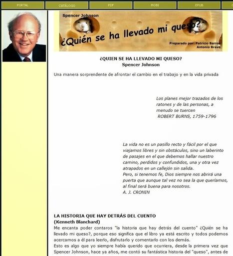 LIBROS MARAVILLOSOS: Libros gratuitos en PDF o EPub ~ Juegos gratis y Software Educativo | TIC Julieta | Scoop.it
