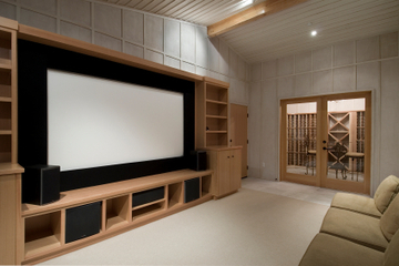 Cost to add a home theater room | Estimates and Prices at Fixr.com | Home Remodeling Ideas | Scoop.it