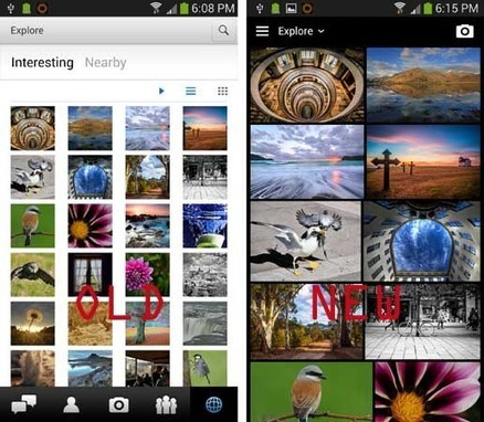 Flickr updates its website and Android app with a more eye-pleasing interface, we go hands-on | How To Take Better Photographs | Scoop.it