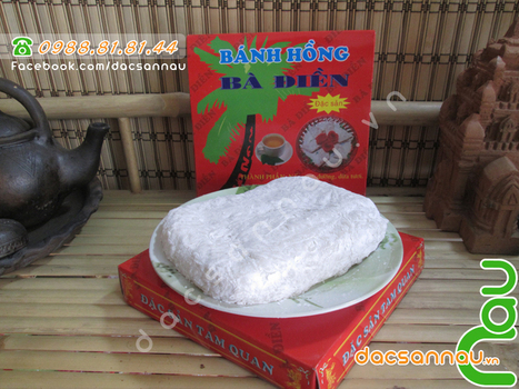 Đặc Sản Bánh Hồng Tam Quan | Đặc Sản Quy Nhơn - Bình Định | Bánh Hồng Tam Quan | Scoop.it