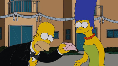 Homer and Marge aren't over on 'The Simpsons' because love conquers all | Prozac Moments | Scoop.it
