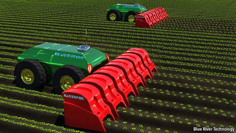 Agricultural Technology - A killer app - The Economist | The Glory of the Garden | Scoop.it
