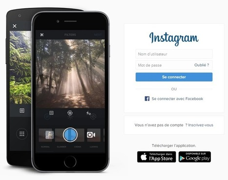 Pourquoi utiliser Instagram et Pinterest pour votre marque ? | CM News et How to | Scoop.it