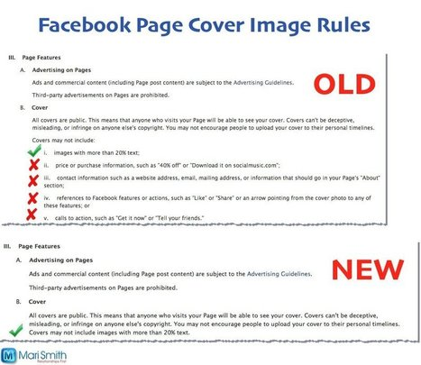 Facebook Quietly Loosens Restrictions On Cover Images For Pages - AllFacebook | Business use of social media | Scoop.it