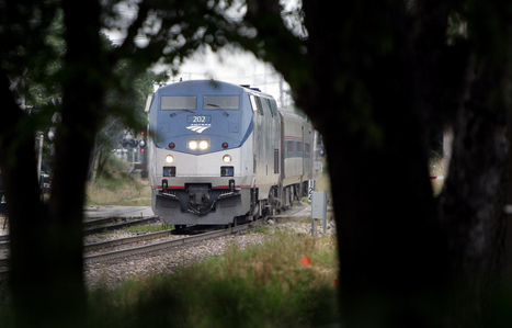Inside Amtrak's (Absolutely Awesome) Plan to Give Free Rides to Writers | Language | Scoop.it