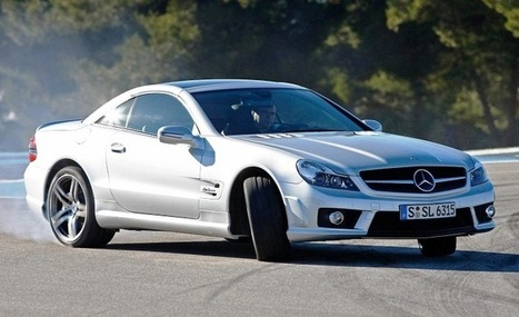 Mercedes Benz SL63 AMG Road Test with Lap Time 02:02.50 [w/video]   Automobiles   Scoop.it