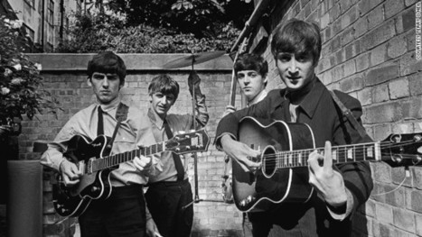 The Beatles, Bob and Mick: 50 years since pop culture's youth revolution - CNN | Reeling in the Years | Scoop.it