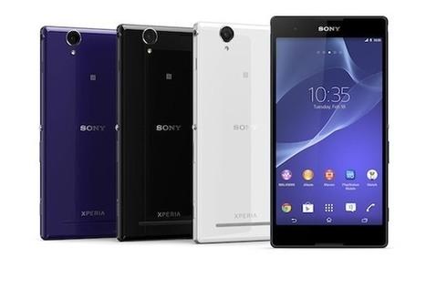 Le Sony Xperia T2 est un grand smartphone pour 400€ | Apple : Mac, iPhone, iPad | Scoop.it