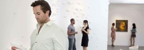 L'expérience culturelle en galerie d'art | MUSÉO, ARTS ET SPECTACLES | Scoop.it