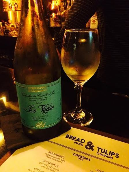 Santa Barbara Verdicchio 'Le Vaglie' in New York City | Wines and People | Scoop.it